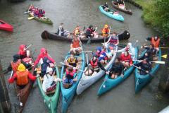 Sommerlager 2010 - Lahntour