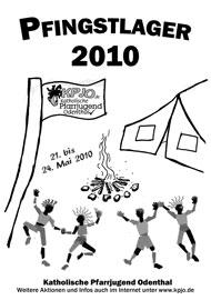 Logo Pfingstlager 2010